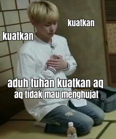 ⚠Harsh word,non baku,kasar maybe? The after i meet him :) … # Fiksi penggemar # amreading # books # wattpad Memes Funny Faces, Funny Kpop Memes, Foto Meme, K Meme, Harsh Words, Drama Memes, Cartoon Jokes, K Idol, Derp
