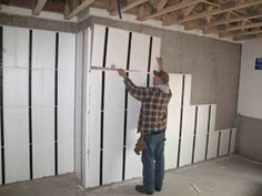 30 best icf ideas images on pinterest brandon manitoba cement and rigid eps panels like these from insofast offer many of the advantages of icfs minimal solutioingenieria Gallery