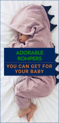 2dd9fdd16e52 40 Best Rompers For Girls images in 2019
