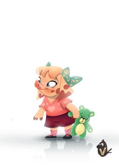 Little Piggy Sister