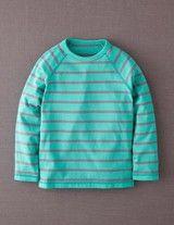Mini Boden // Contrast Stitch T-shirt