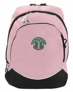 Fraternity & Sorority Greek Backpack