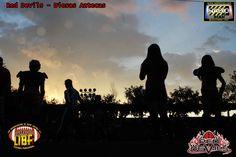 Red Devils vs Diosas Aztecas.  Liga Iberoamericana de Bikini Football