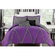Wild Cheetah Comforter and Sham Set - BedBathandBeyond.com