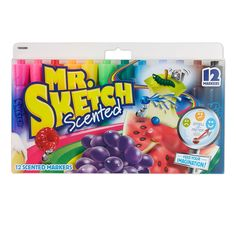 Mr. Sketch Assorted Scent Markers Only $5!