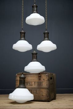 1930's lights - want to find for my bathrooms
