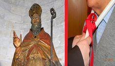 Domani è San Biagio, protettore della gola e degli otorinolaringoiatri