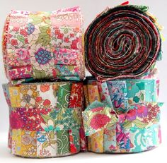 Lily's Quilts: DuckaDilly Supplies Liberty Lawn Club Giveaway