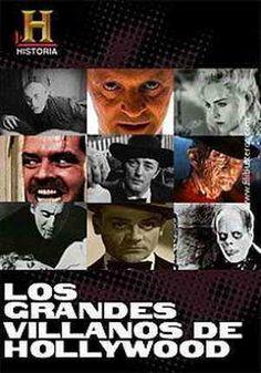 Los Grandes Villanos de Hollywood (2005) Español