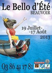 Le Bello d'Été, Beauvoir, Bourgogne