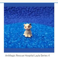 Animagic Rescue Hospital Series 4 - Layla the Cat