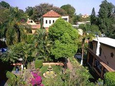 Universidad Internacional en Cuernavaca, Mexico where I went to school