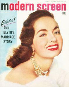 Modern Screen Magazine - July 1953 (Ann Blyth)