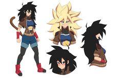 Anime Oc, Chica Anime Manga, Dragon Ball Image, Dragon Ball Z, Cute Anime Character, Character Art, Desenhos Cartoon Network, Dbz Characters, Anime Girl Hot