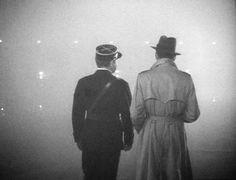 Renault and Rick, Casablanca.