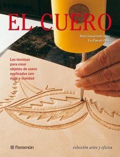 EL CUERO / María Teresa Lladó i Riba y Eva Pascual i Miró. Un libro sobre técnicas fundamentales de trabajo del cuero, concretamente del curtido al vegetal, expuestas de manera didáctica. Incluye también una explicación sobre materiales, herramientas y los diferentes tipos de pieles y sus características para identificarlas.  Búscalo en http://absys.asturias.es/cgi-abnet_Bast/abnetop?ACC=DOSEARCH&xsqf01=cuero+llado+miro
