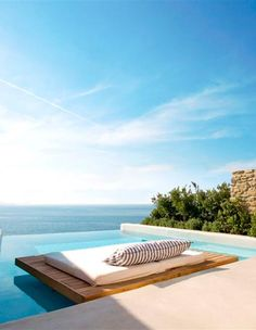 The Cavo Tagoo is one of the most charismatic and breathtaking boutique hotels in Greece