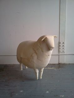 Sheep | From a unique collection of sculptures at https://www.1stdibs.com/art/sculptures/