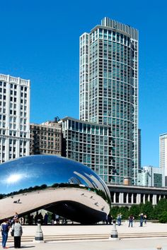 The Hotel Is Well Located For Exploring Attractions Like Millenium Park Across Street