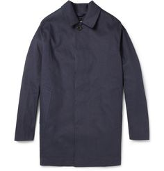 Mackintosh Dunoon Lined Bonded-Cotton Rain Coat | MR PORTER