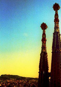 Sagrada Familia  - copyright JJ Vilarrubi 2015