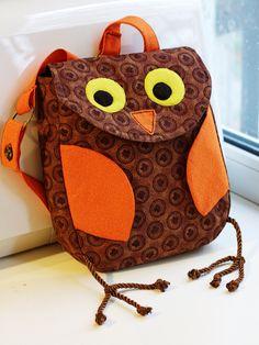 Owl packback