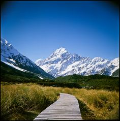 Mt Cook - New Zealand