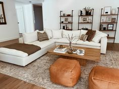 Home Interior Design How I Clean My White Linen Couch White Couch Living Room, White Couches, Cozy Living Rooms, Home Living Room, Apartment Living, Interior Design Living Room, Living Room Designs, White Couch Decor, Coastal Living