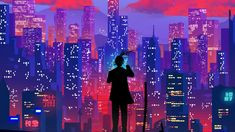 Wallpaper silhouette, city, art, buildings, height, overview hd, picture, image Silhouette Images, Silhouette City, Samsung Galaxy Mini, Galaxy Ace, City Wallpaper, Picture Description, City Art, Dubstep, Image Boards