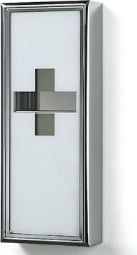 Stainless Steel Medicine Cabinet eclectic medicine cabinets