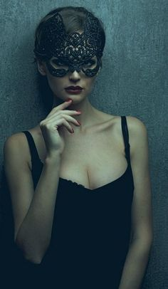 Trasparenze IFEO Seductive Lace Mask