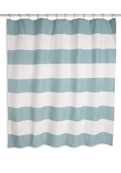 Sauna Day Like Today Shower Curtain. Transform your bathroom into a serene spa with this simply designed shower curtain.  #modcloth