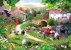 Discover hundreds of Gibsons Jigsaw Puzzles at CanadaPuzzles.ca. Canada Puzzles is a Canadian distributor of high quality Gibsons Jigsaw Puzzles in North America. Discover unique 250, 500, 636, 1000, and 2000 piece puzzles!