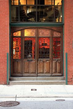Cool Door on Jessie Street by JB by the Sea, via Flickr  SAn Francisco, CA