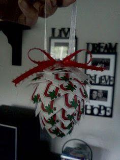 Ohio State ornament