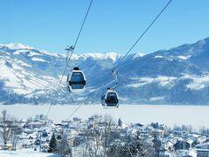 Zell Am See - Austria, więcej czytaj na: www.okrazycswiat.pl/austria