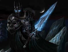 Man at Arms: espada Frostmourne do Lich King de WoW #FFCultural #FFCulturalJogos #FFCulturalArte