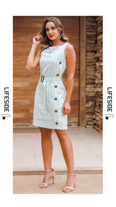 35 Best Ideas for moda femenina 2019 casual Trendy Dresses, Casual Dresses, Fashion Dresses, Summer Outfits, Summer Dresses, Mode Style, The Dress, Spring Summer Fashion, Editorial Fashion