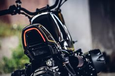 BMW R nineT Snickers by Onehandmade | HiConsumption