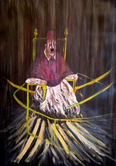Pope Innocent X (Francis Bacon)