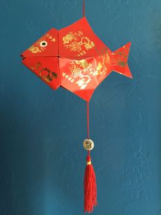 Hong bao lantern fig jam and lime cordial hong bao for Ang pow koi fish tutorial