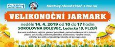 Plzeň CZ | Velikonoční jarmark Online Marketing