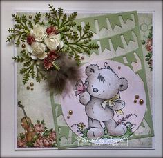 craftliners: My Little Bear...