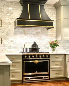 Calacatta Tile, The Tile Shop, Kitchen Cabinets, Kitchen Appliances, Marble Wall, Italian Marble, Wall And Floor Tiles, Cabinet Colors, Custom Cabinetry