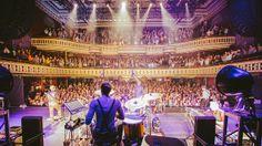 Ben Rectors The Walking In Between Tour  Filmed & Edited by Alex Smith www.alexsmithstudio.com  Songs: Ordinary Love - Ben Rector White Dress - Ben Rector