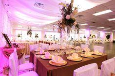 Event venues in Dallas TX, Premier Ballroom. Salones de fiesta