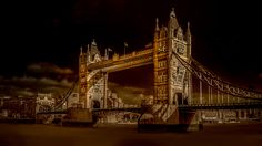 London's Tower Bridge by John Wright on 500px