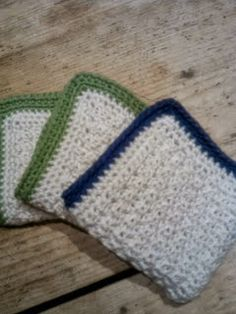 Dishcloth love...~ Inspiration