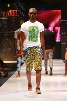 Glitz Africa Fashion Week 2013 Kolture Apparel -