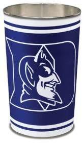 """Duke Blue Devils 15"""""""" Waste Basket"""